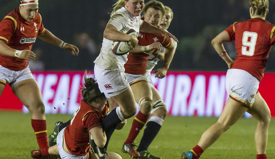 Ready for the next round of the Women's 6 Nations?